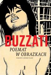 Poemat w obrazkach - Dino Buzzati | mała okładka