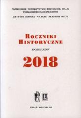 Roczniki Historyczne T.84 2018 -  | mała okładka