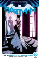 Batman Narzeczona czy włamywaczka - Tom King | mała okładka