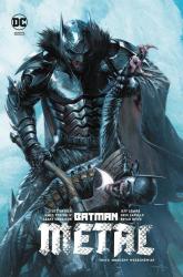 Batman Metal Tom 3 Mroczny wszechświat - Snyder Scott, Tynion James, Lemire Jeff, Morrison Grant | mała okładka