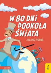 W 80 dni dookoła świata - Juliusz Verne | mała okładka