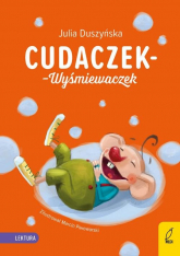Cudaczek-Wyśmiewaczek - Julia Duszyńska   mała okładka