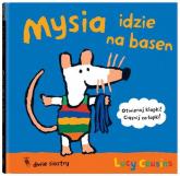 Mysia idzie na basen - Lucy Cousins   mała okładka