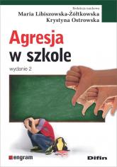Agresja w szkole -  | mała okładka