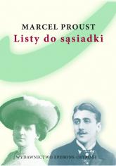 Listy do sąsiadki - Marcel Proust | mała okładka