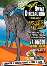 Świat Dinozaurów 23. Zaurolof -    mała okładka