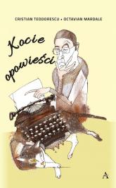 Kocie opowieści - Teodorescu Cristian, Mardale Octavian   mała okładka