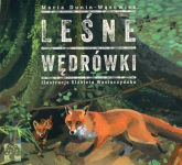 Leśne wędrówki - Maria Dunin-Wąsowicz | mała okładka