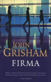 Firma - John Grisham | mała okładka