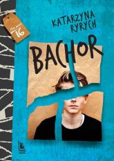 Bachor - Katarzyna Ryrych   mała okładka