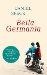 Bella Germania - Daniel Speck   mała okładka