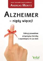 Alzheimer nigdy więcej -    mała okładka