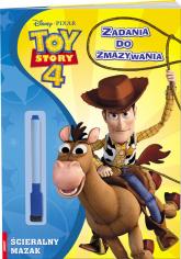Toy Story 4 Zadania do zmazywania -  | mała okładka