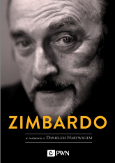 Zimbardo w rozmowie z Danielem Hartwigiem - Zimbardo Philip, Hartwig Daniel | mała okładka