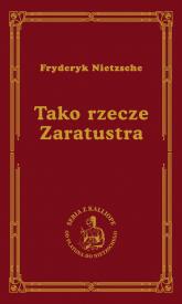 Tako rzecze Zaratustra - Fryderyk Nietzsche | mała okładka
