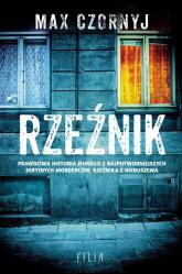 Rzeźnik - Max Czornyj | mała okładka