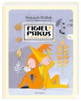 Figiel i Psikus. Między nami chochlikami - Wojciech Widłak | mała okładka