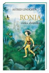 Ronja córka zbójnika - Astrid Lindgren | mała okładka
