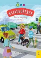 Książkożercy Pako w miejskiej dżungli Poziom 1 - Anna Paszkiewicz | mała okładka