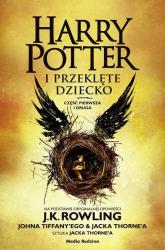Harry Potter i przeklęte dziecko Część I i II - Rowling J.K., Thorne Jack, Tiffany John | mała okładka