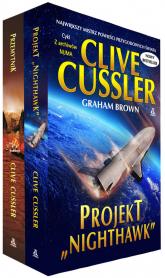 Projekt Nighthawk Pakiet - Clive Cussler | mała okładka