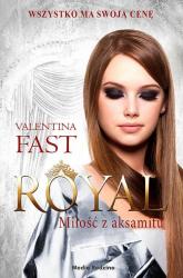 Royal Tom 6 Miłość z aksamitu - Valentina Fast | mała okładka