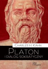 Platon i dialog sokratyczny - Kahn Charles H. | mała okładka