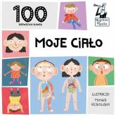 100 pierwszych słówek Moje ciało - zbiorowa Praca | mała okładka