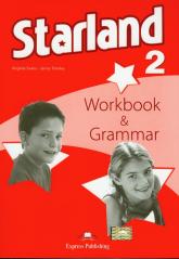 Starland 2 Workbook grammar - Evans Virginia, Dooley Jenny | mała okładka