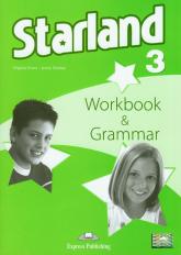 Starland 3 Workbook Grammar - Evans Virginia, Dooley Jenny | mała okładka
