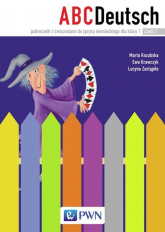 ABC Deutsch 1 Podręcznik z ćwiczeniami do języka niemieckiego Część 1 i 2 + 2CD - Kozubska Marta, Krawczyk Ewa, Zastąpiło Lucyna | mała okładka