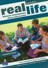 Real Life Intermediate Student's Book - Cunningham Sarah, Moor Peter, Umińska Marta | mała okładka