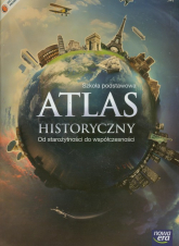 Atlas historyczny Od starożytności do współczesności szkoła podstawowa - zbiorowa Praca | mała okładka