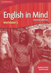 English in Mind 1 Workbook - Puchta Herbert, Stranks Jeff | mała okładka