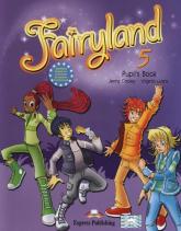 Fairyland 5 Pupil's Book Szkoła podstawowa - Dooley Jenny, Evans Virginia | mała okładka