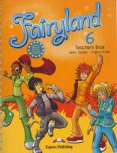 Fairyland 6 Teacher's Book Szkoła podstawowa - Dooley Jenny, Evans Virginia | mała okładka