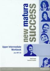 New Matura Success Upper-Intermediate Workbook with MP3 - Fricker Rod, Chandler Dominika | mała okładka