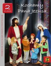 Kochamy Pana Jezusa 2 podręcznik Szkoła podstawowa -  | mała okładka