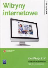 Witryny internetowe Podręcznik do nauki zawodu technik informatyk - Małgorzata Łokińska | mała okładka