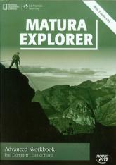 Matura Explorer Advanced Workbook + 3CD Szkoła ponadgimnazjalna - Dummett Paul, Yeates Eunice | mała okładka