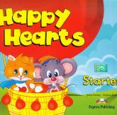 Happy Hearts Starter Pack + CD +DVD - Dooley Jenny, Evans Virginia | mała okładka