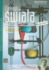 Ciekawi świata Przyroda Chemia Podręcznik Część 2 Szkoły ponadgimnazjalne - Agata Sawicka   mała okładka
