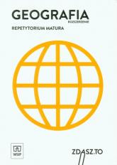Geografia Repetytorium Matura Zakres rozszerzony -  | mała okładka