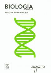 Biologia Repetytorium Matura Zakres rozszerzony -  | mała okładka