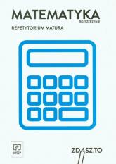 Matematyka Repetytorium Matura Zakres rozszerzony -  | mała okładka
