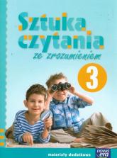 Szkoła na miarę 3 Sztuka czytania ze zrozumieniem Szkoła podstawowa - Dorota Palczewska | mała okładka