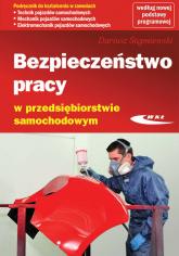 Bezpieczeństwo pracy w przedsiębiorstwie samochodowym Podręcznik - Dariusz Stępniewski | mała okładka