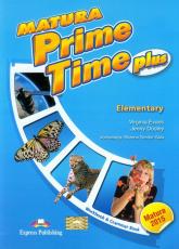 Matura Prime Time Plus Elementary Workbook - Evans Virginia, Dooley Jenny | mała okładka