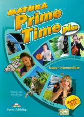 Matura Prime Time Plus Upper Intermediate Student's Book Szkoła ponadgimnazjalna. Podręcznik przygotowujący do nowej matury - Evans Virginia, Dooley Jenny | mała okładka