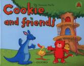Cookie and Friends A Class Book - Vanessa Reilly   mała okładka